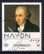 (A1) Austria 2008 - UEFA EURO 2009 -  The 200th Anniversary Of The Death Of Joseph Haydn - 1945-.... 2ª República