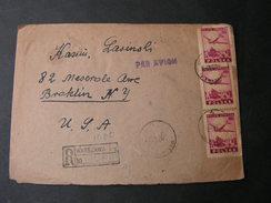 Polen R-cv. Cv. 1946 To US - 1919-1939 République