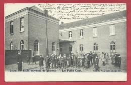 Boom - Ecole Moyenne De Garçons-  La Petite Cour - 1902 ( Verso Zien ) - Boom