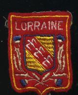 Autres Collections - écusson Tissu - Blason - Lorraine - Scudetti In Tela