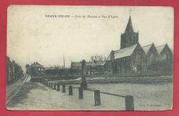 Neuve-Église / Nieuwkerke - Coin Du Marché Et Rue D'Ypres ( Verso Zien ) - Heuvelland