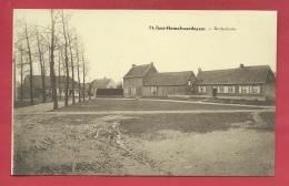 St-Jans-Hemelveerdegem - De Kerk ( Verso Zien ) - Lierde