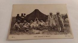 Arabes Preparant Le Mechoui - Algeria