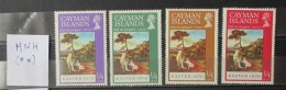Cayman Islands 1970 Easter Paintings Tiziano Noli Me Tangere Mnh - Cayman (Isole)