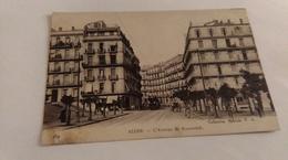 Alger L Avenue De Bouzareah - Algiers