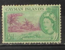 Cayman Islands 19504 Coconut Grove No Gum - Cayman (Isole)