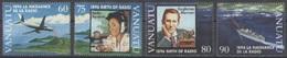 1996 - VANUATU - CENTENARIO DELLA RADIO - CENTENARY OF THE RADIO. MNH - Vanuatu (1980-...)