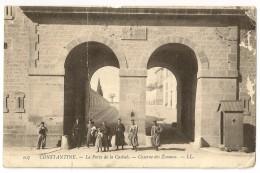 S5286 - 107 - Constantine - La Porte De La Casbah - Caserne Des Zouaves - Constantine