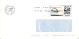 Montimbrenligne 0.78€ Nageur Natation QR Code Toshiba 16953A Avec Signes Inférieur Et Supérieur