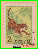 COREA  -  ASIA   SELLO  AÑO 19 - Corea (...-1945)