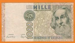 Nu-Italie-Italia-Billet De 1000 Lire Marco Polo De 1982 - [ 2] 1946-… : Républic