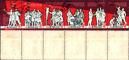 83965) Russia -1963- Pace-n.2722-27 In Blocco -usato
