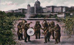 Gruss Aus Bern, Orchestre D'Ours (23.10.23) - Musique Et Musiciens
