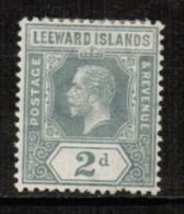LEEWARD ISLANDS   Scott # 49* MINT HINGED (FAULT) - Leeward  Islands