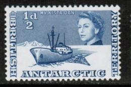 BRITISH ANTARCTIC TERRITORIES   Scott # 1** VF MINT NH - British Antarctic Territory  (BAT)