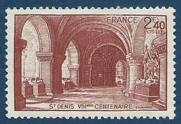 FRANCE NEUF** LUXE Y&T N°661  Valeur 0,50 - France