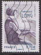 FRANCE 2016 - Marguerite LONG - N° Y&T 5032 - Oblitéré - France