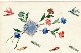 TIMBRE(REPRESENTATION) - Briefmarken (Abbildungen)