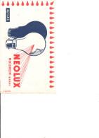 Buvard - NEOLUX Molsheim - Buvards, Protège-cahiers Illustrés