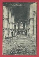 Beselare / Becelaere - Kirchen Inneres - Feldpost 1916 ( Verso Zien ) - Zonnebeke