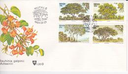 Venda 1984 Trees FDC - Venda