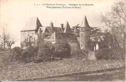 Environs De SIORAC (24) Château De La Bourlie - Vue Générale - France