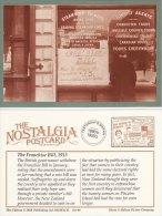 Postcard Travel Agent 1913 Franchise Bill Suffragette New Zealand Nostalgia Repro - History