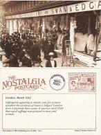 Postcard Women Suffragette Swan & Edgar London 1912 Nostalgia Repro - Demonstrations