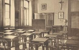 Auderghem.  -   Une Classe.   1928  Naar  Bruxelles - Auderghem - Oudergem