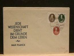 63/546     FDC  DDR   MICHEL  NR.574/6 - [6] Oost-Duitsland
