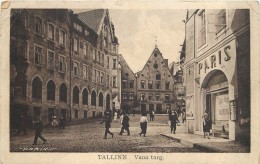TALLINN - Vana Turg. - Estonie