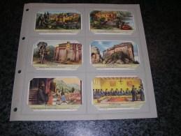 LE MONT ATHOS    Liebig  Série Complète De 6 Chromos Trading Cards Chromo - Liebig
