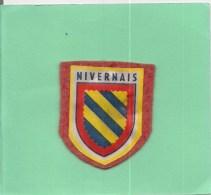 Ecusson Tissu  -   Feutrine  Pub Grégoire    Les Régions   -   NIVERNAIS - Blazoenen (textiel)