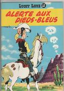 Lucky Luke Alerte Aux Pieds Bleus - Lucky Luke
