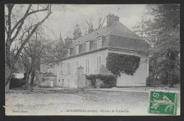 GUIGNEVILLE - Château De Trétinville - Frankrijk