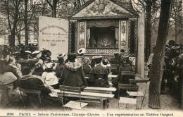 GUIGNOL(PARIS) - Jeux Et Jouets