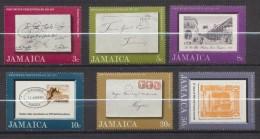 Jamaïque - Jamaica 1972  Post Office Tercentenary  ***  MNH - Jamaique (1962-...)