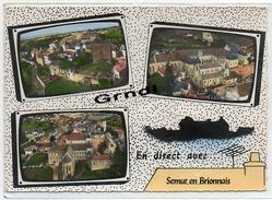 SEMUR-en-BRIONNAIS - Multivues. - Otros Municipios