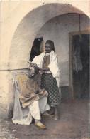 ¤¤  -   48   -  AFRIQUE   -  ALGERIE   -   Barbier Maure   -  Coiffeur    -   ¤¤ - Argelia
