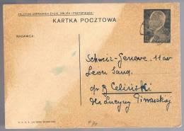 Polska, 1940, For Geneve - 1939-44: World War Two