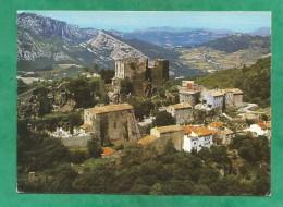 Evenos (83-Var) Vue Aérienne 2 Scans 13/07/1989 (flamme De La Londe-Les-Maures) - Other Municipalities