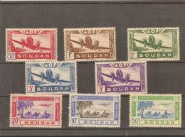 FRENCH SUDAN 1942, Aeroplanes