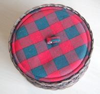 Naaigereidoos/Boîte à Couture/Nähkästchen/Sewing Box (H) - Loisirs Créatifs