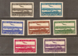 SYRIA 1940, Airmail Definitives