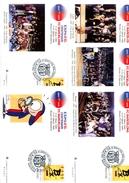 Sobres Entero Postales    Nº 52/E MATASELLADO