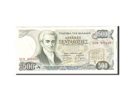 Grèce, 500 Drachmaes, 1983, KM:201a, 1983-02-01, TTB - Greece