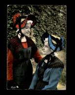 03 - COSTUMES DU BOURBONNAIS - Groupe Folklorique Les Troubadours Montluçonnais - France