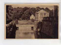 Château De WIDEVILLE Par DAVRON - Les Douves Au Couchant - Très Bon état - Other Municipalities