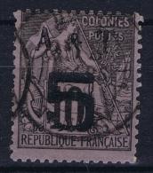 Annam Et Tonkin : Yv Nr 4 Used  Obl - Annam Et Tonkin (1892)