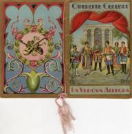 CALENDRIER 1950- OPERA- OPERETTE BOCCACIO-LA VEDOVA ALLEGRA-MASCOTTE D' ARTAGNAN-LA POUPEE-THE GEISHA - Calendars